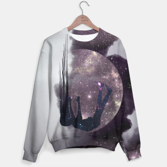 Miniature de image de Falling from space Sweater, Live Heroes