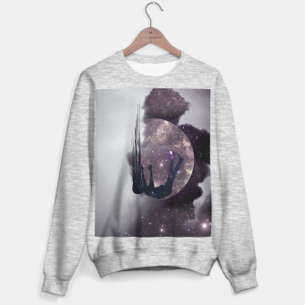 Thumbnail image of Falling from space Sweater regular, Live Heroes
