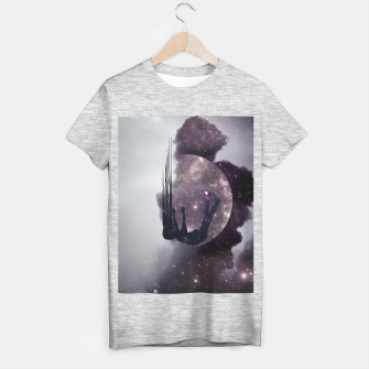 Thumbnail image of Falling from space T-shirt regular, Live Heroes