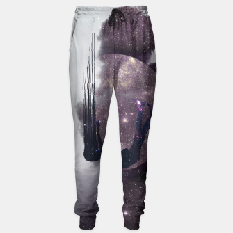 Thumbnail image of Falling from space Sweatpants, Live Heroes