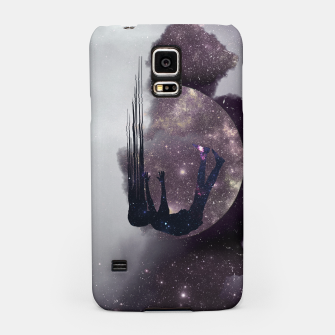 Thumbnail image of Falling from space Samsung Case, Live Heroes
