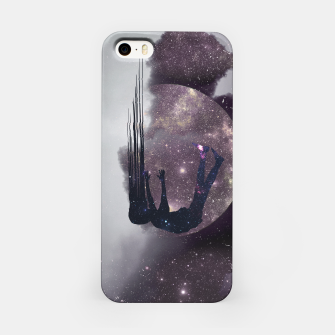Thumbnail image of Falling from space iPhone Case, Live Heroes