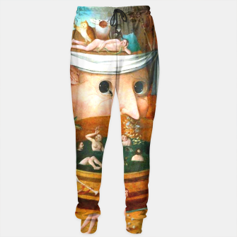 Thumbnail image of The Vision of Tondal-Hieronymus Bosch Sweatpants, Live Heroes