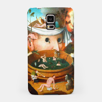 Thumbnail image of The Vision of Tondal-Hieronymus Bosch Samsung Case, Live Heroes