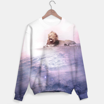 Miniature de image de The Deep Roar Sweater, Live Heroes