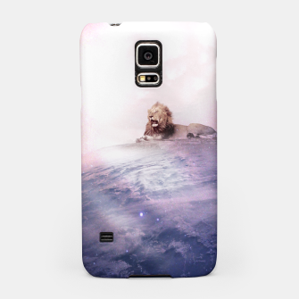 Thumbnail image of The Deep Roar Samsung Case, Live Heroes