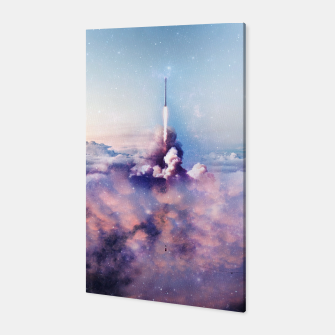 Thumbnail image of My rockets are your rockets Canvas, Live Heroes