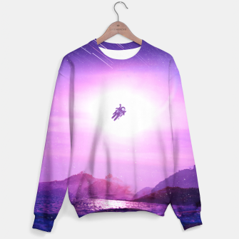Spaceman Sweater obraz miniatury