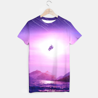 Thumbnail image of Spaceman T-shirt, Live Heroes