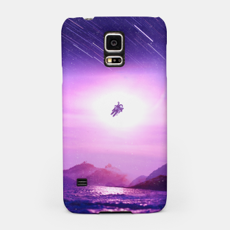 Miniatur Spaceman Samsung Case, Live Heroes