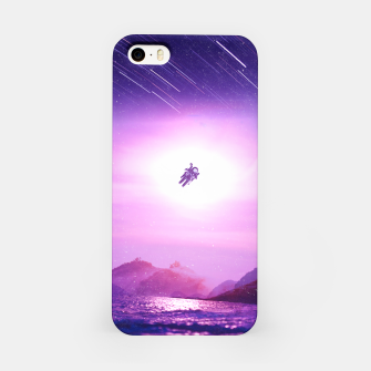 Spaceman iPhone Case obraz miniatury
