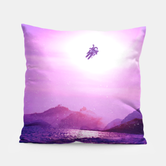 Spaceman Pillow obraz miniatury