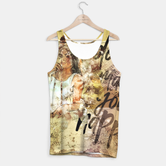Thumbnail image of Irrisistable - YOU - Nique FASHION Tank Top, Live Heroes