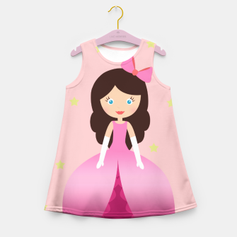Thumbnail image of Dolly - YOU - Nique FASHION Girl's Summer Dress, Live Heroes