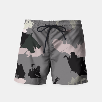 Thumbnail image of Udnam Swim Shorts, Live Heroes