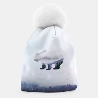 Thumbnail image of Space Bear Beanie, Live Heroes