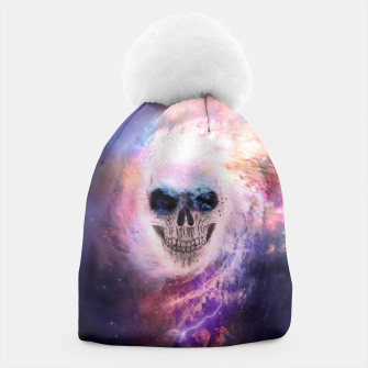 Thumbnail image of Skull Space Beanie, Live Heroes