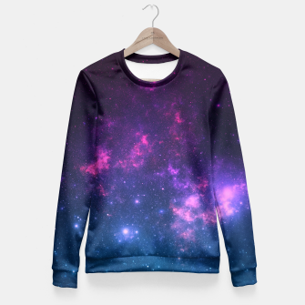 Thumbnail image of Space Land Fitted Waist Sweater, Live Heroes