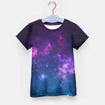 Thumbnail image of Space Land Kid's T-shirt, Live Heroes