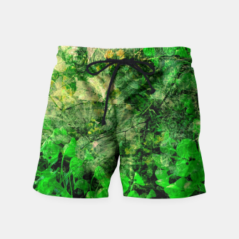 Miniatur Jungle green attitude Le short de bain, Live Heroes