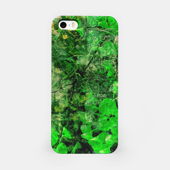 Miniatur Jungle green attitude Étui pour Iphone, Live Heroes