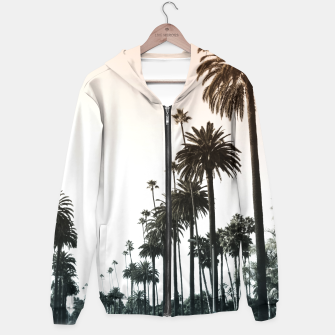 Thumbnail image of Los Angeles Palm Trees Hoodie, Live Heroes