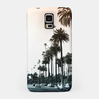 Thumbnail image of Los Angeles Palm Trees Samsung Case, Live Heroes