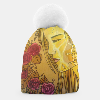 Thumbnail image of 'Roses and Gold' Hat, Live Heroes