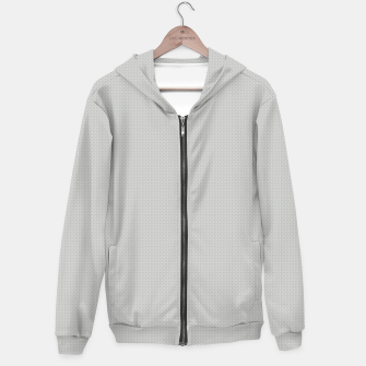 Thumbnail image of Gray Silver White Carbon Fibre Bulletproof Composite Zip up hoodie, Live Heroes