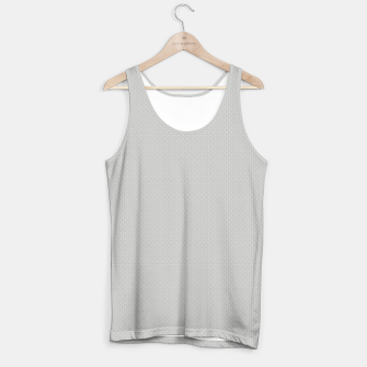 Thumbnail image of Gray Silver White Carbon Fibre Bulletproof Composite Tank Top, Live Heroes