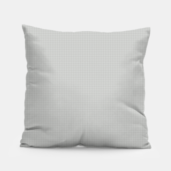 Thumbnail image of Gray Silver White Carbon Fibre Bulletproof Composite Pillow, Live Heroes