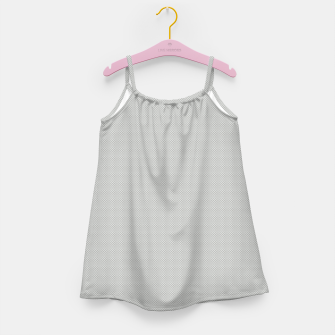 Thumbnail image of Gray Silver White Carbon Fibre Bulletproof Composite Girl's dress, Live Heroes