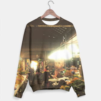 Thumbnail image of Out Of the Market Sweater, Live Heroes