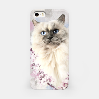 Thumbnail image of Watercolor Kitty iPhone-Hülle, Live Heroes