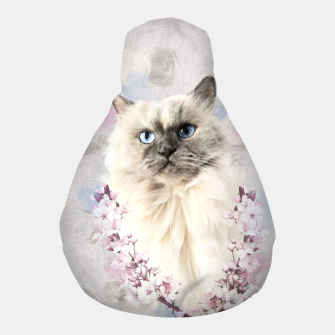 Thumbnail image of Watercolor Kitty Puff, Live Heroes