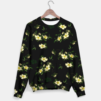 Thumbnail image of Cherokee White Roses Sweater, Live Heroes