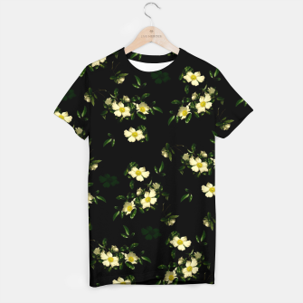 Thumbnail image of Cherokee White Roses T-shirt, Live Heroes
