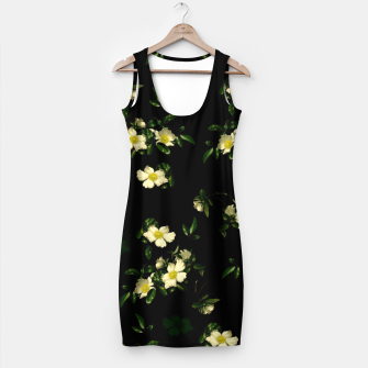 Thumbnail image of Cherokee White Roses Simple Dress, Live Heroes