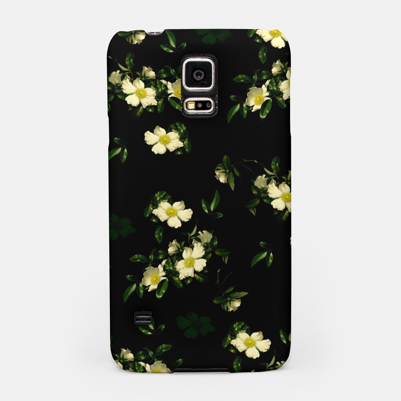 Image of Cherokee White Roses Samsung Case - Live Heroes