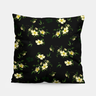 Thumbnail image of Cherokee White Roses Pillow, Live Heroes
