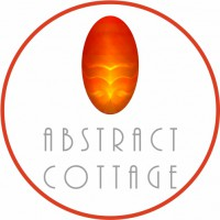 Abstract Cottage logo