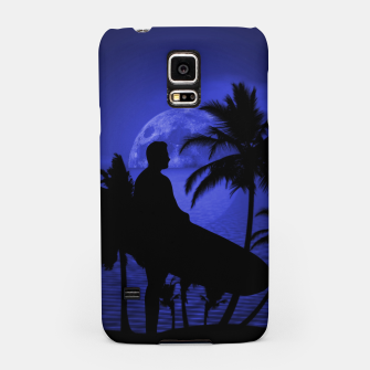 Thumbnail image of Twilight Longboard Surfer Dude Samsung Case, Live Heroes