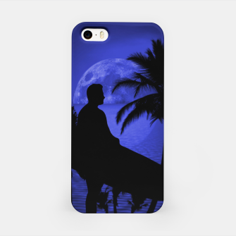 Thumbnail image of Twilight Longboard Surfer Dude iPhone Case, Live Heroes