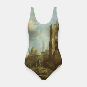 Thumbnail image of Capriccio of a Harbor Swimsuit, Live Heroes