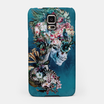Thumbnail image of Floral Skull RP Samsung Case, Live Heroes