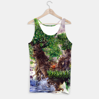 Thumbnail image of Treasure Tank Top, Live Heroes