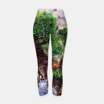 Thumbnail image of Treasure Yoga Pants, Live Heroes