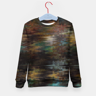 Miniaturka Abstract Kid's Sweater, Live Heroes