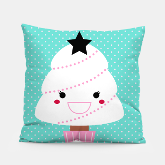 Miniaturka Artistic Pillow with Manga Original Illustration, Live Heroes