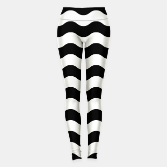 Thumbnail image of Old wave Fashion leggings : black and white 50s Edition, Live Heroes